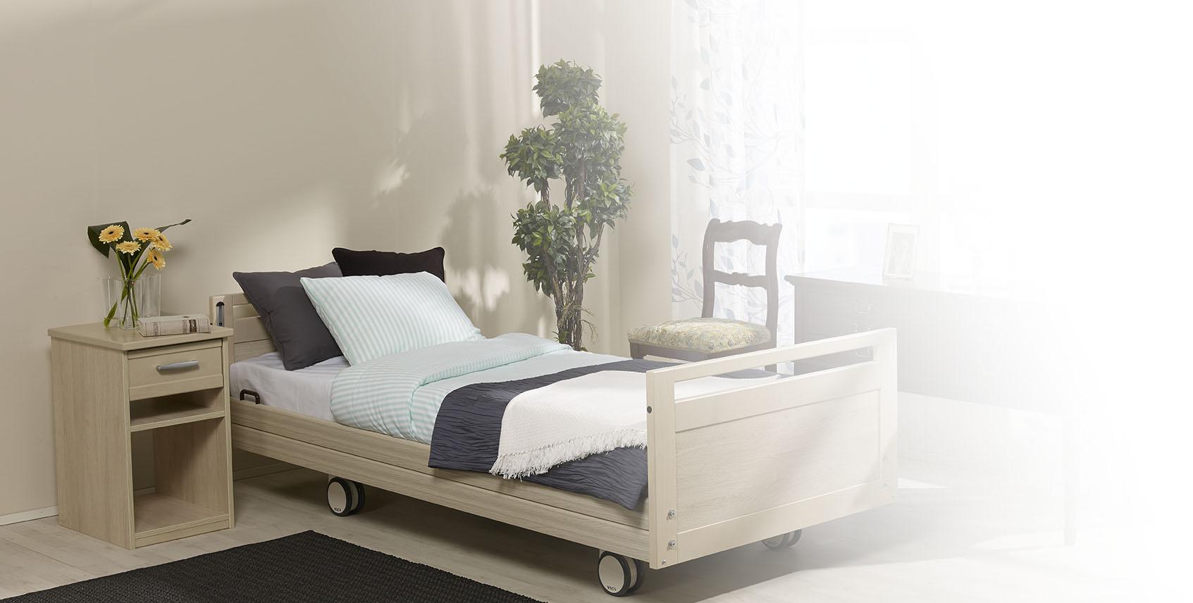 XHS-sänky kotona